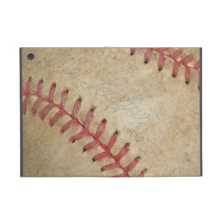 Baseball Fan-tastic_Dirty Ball _autograph ready Covers For iPad Mini