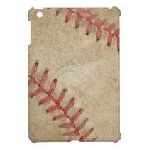 Baseball Fan-tastic_dirty ball iPad Mini Cover