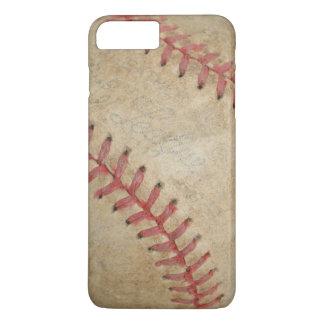 Baseball Fan-tastic_dirty ball_old school iPhone 7 Plus Case