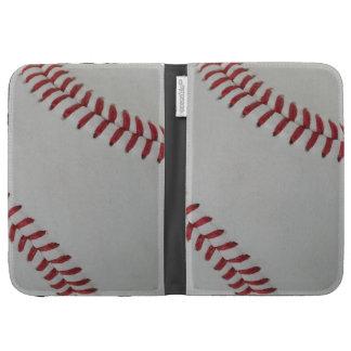 Baseball Fan-tastic_pitch perfect _autograph ready Kindle Folio Case
