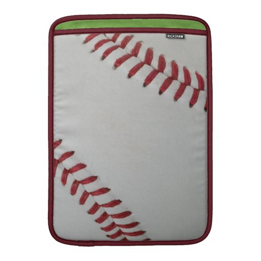 Baseball Fan-tastic_Pitch Perfect autograph ready MacBook Air Sleeves