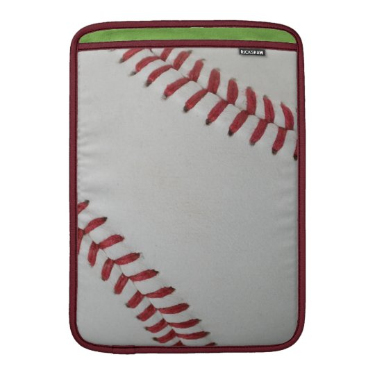 Baseball Fan-tastic_Pitch Perfect autograph ready Sleeve For MacBook Air