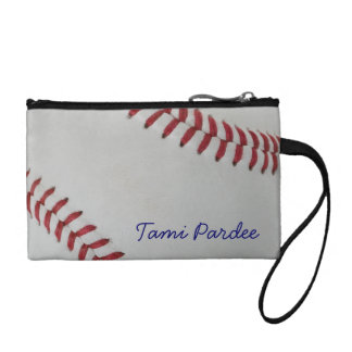 Baseball Fan-tastic_pitch perfect _Autograph Style Coin Wallet