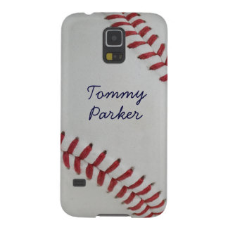 Baseball Fan-tastic pitch perfect autograph-style Galaxy S5 Cover