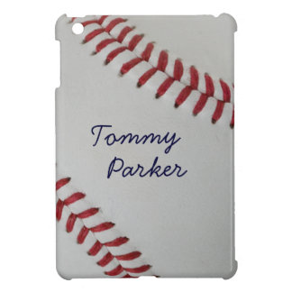 Baseball Fan-tastic_pitch perfect _autograph style Cover For The iPad Mini