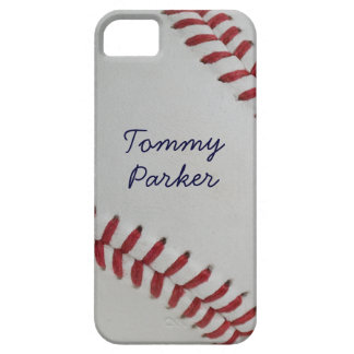 Baseball Fan-tastic pitch perfect autograph-style iPhone SE/5/5s Case