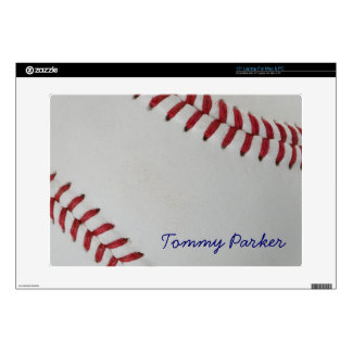 Baseball Fan-tastic_pitch perfect _Autograph Style Skins For Laptops