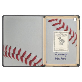 Baseball Fan-tastic_pitch perfect _Baseball Lover iPad Air Cases