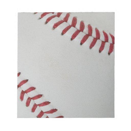 Baseball Fan-tastic_pitch perfect Memo Notepad