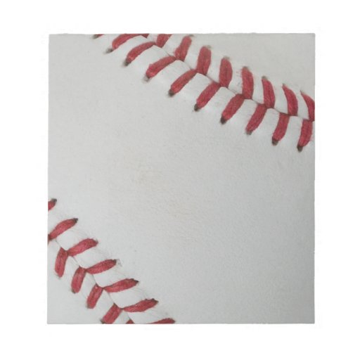 Baseball Fan-tastic_pitch perfect Notepad
