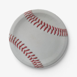 Baseball Fan-tastic_pitch perfect_Party 7 Inch Paper Plate