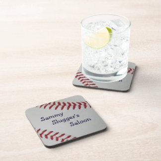 Baseball Fan-tastic_pitch perfect_personalized Coaster
