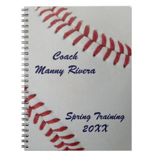 Baseball Fan-tastic_pitch perfect_personalized Notebook