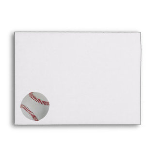 Baseball Fan-tastic_sports themed birthday party Envelope