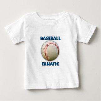 Baseball Fanatic Baby T-Shirt