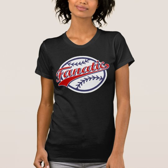 Baseball Fanatic T-Shirt