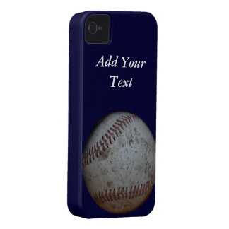 Baseball Fans Customizable Case-Mate iPhone 4 Case