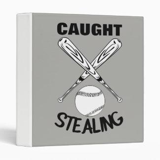 Baseball Fans Funny Humor Quote  Baseball Graphic Binder