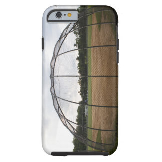 Baseball field 2 tough iPhone 6 case