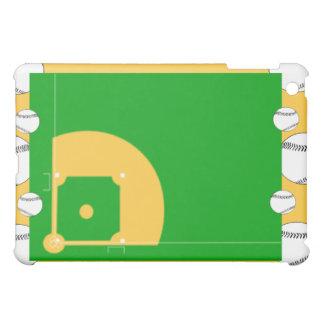 Baseball Field iPad Mini Cover