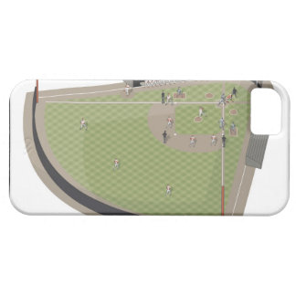 Baseball field iPhone SE/5/5s case
