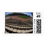 baseball field postage