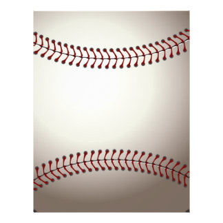 Baseball Flyers & Programs | Zazzle