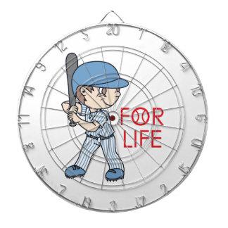 BASEBALL FOR LIFE DART BOARD