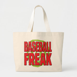 Baseball Freak R Tote Bag
