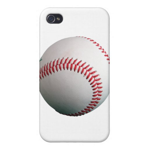 Baseball Fully Customizeable Cover For iPhone 4