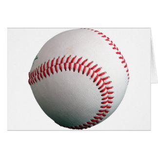 Baseball Fully Customizeable Greeting Cards