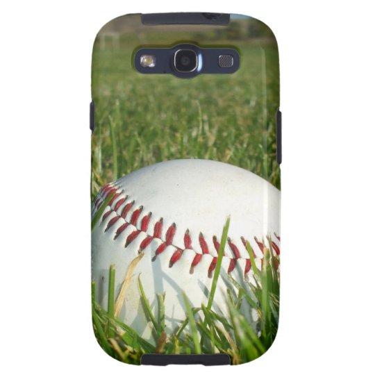 Baseball Galaxy S3 Cover