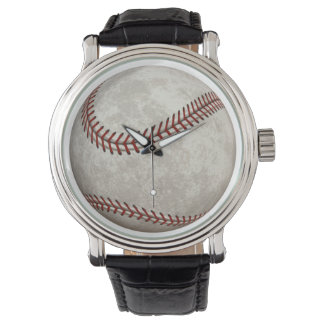 Baseball Game American Past-time Sports Wrist Watches
