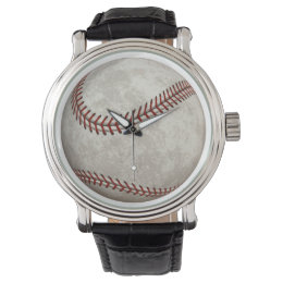 Baseball Game American Past-time Sports Wristwatch