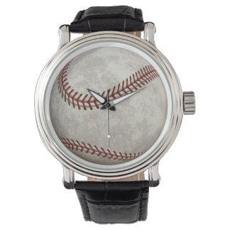 Baseball Game American Past-time Sports Wristwatch