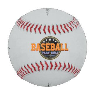 baseball . game ball personalized