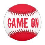 Baseball-Game On Baseball