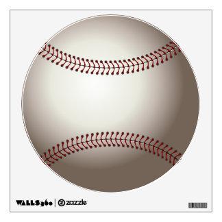 baseball game team player tournament field sport wall sticker