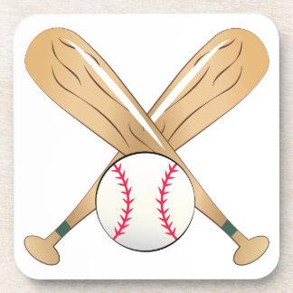 Baseball Gear Coasters