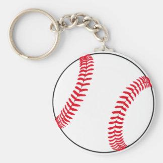 Baseball Gear Keychain