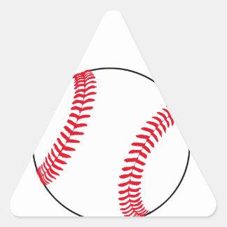 Baseball Gear Triangle Sticker
