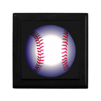 Baseball Trinket Box