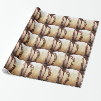 Baseball Gift Wrap