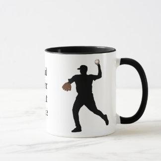 Baseball gifts mug