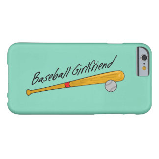 Baseball Girlfriend - iPhone Case