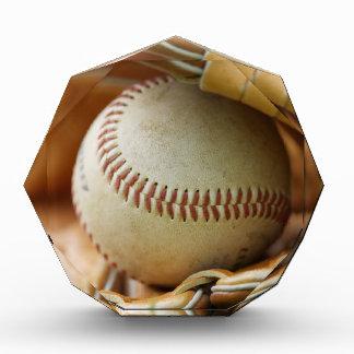 Baseball Glove and Ball Award