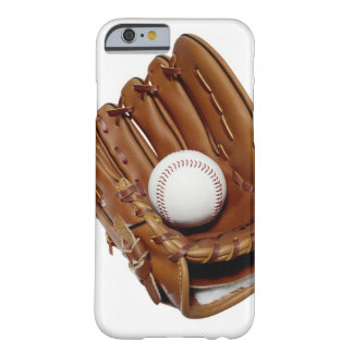 Baseball Glove and Ball Barely There iPhone 6 Case
