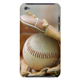 Baseball Glove and Ball Barely There iPod Cover