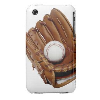 Baseball Glove and Ball Case-Mate iPhone 3 Case