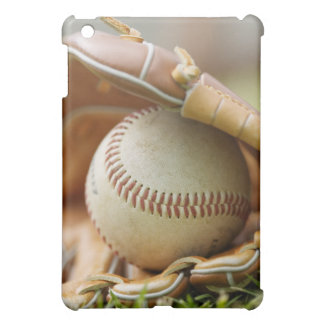 Baseball Glove and Ball iPad Mini Covers